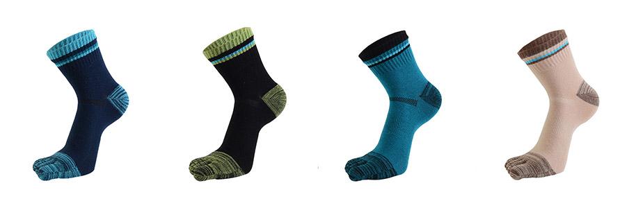 New Arrival: Men Five Finger Toe Socks