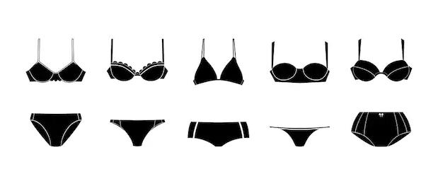 About  Women's Underwear & Bra Size