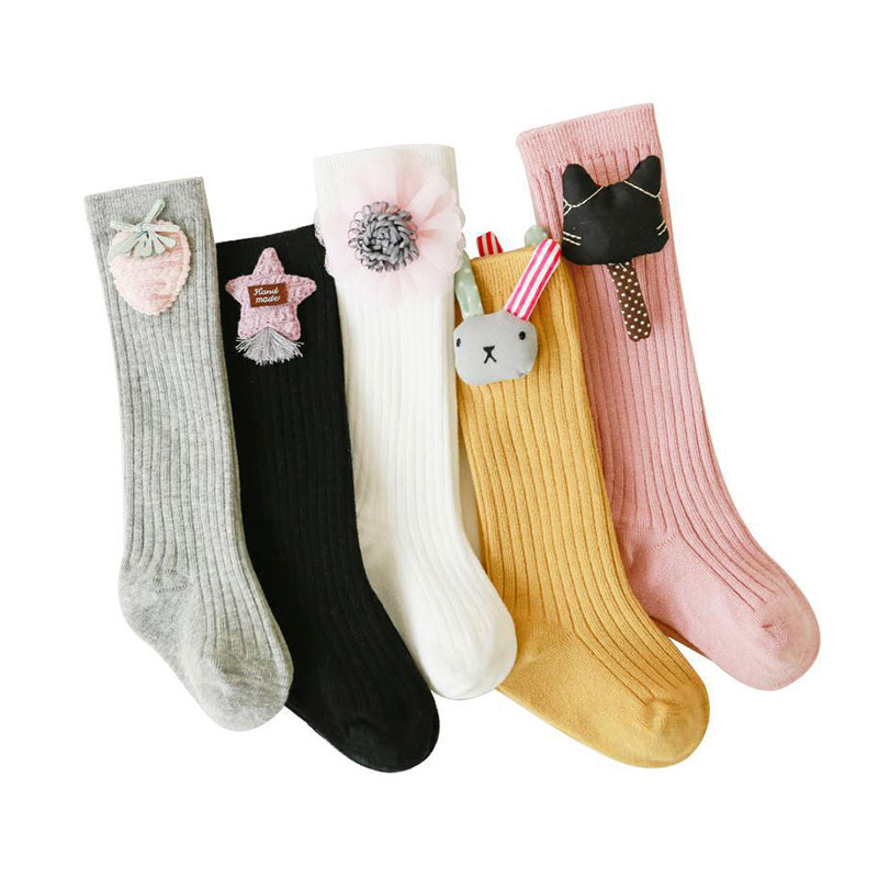 Kids Knee High Socks