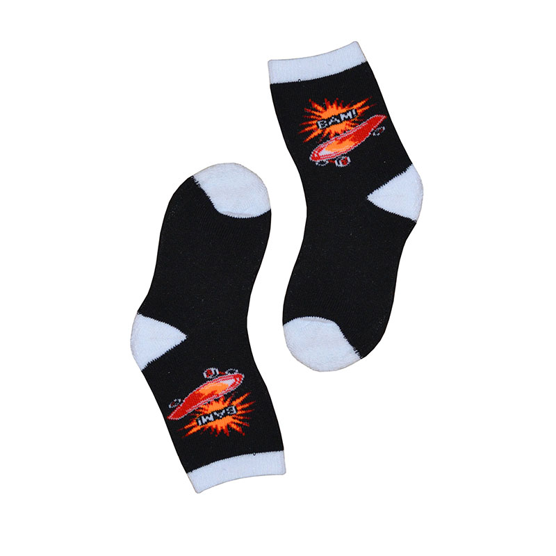 Boy Quarter Socks