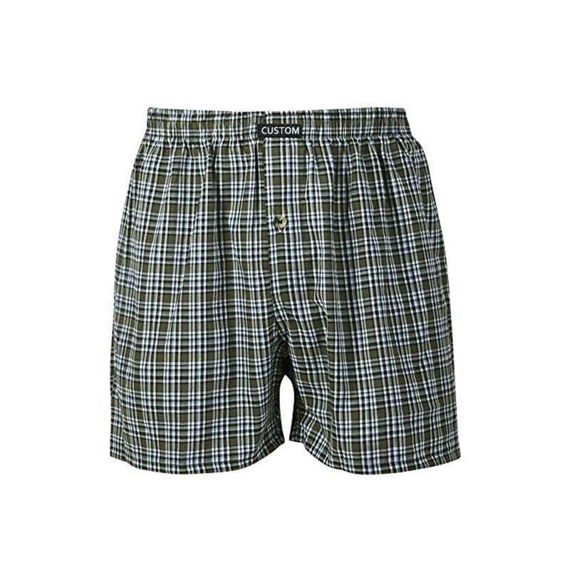 Men Boxer Trunks