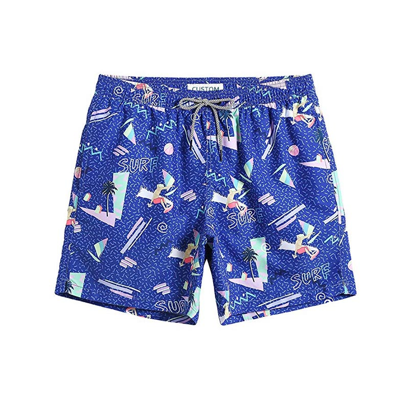 Men Short Swim Trunks