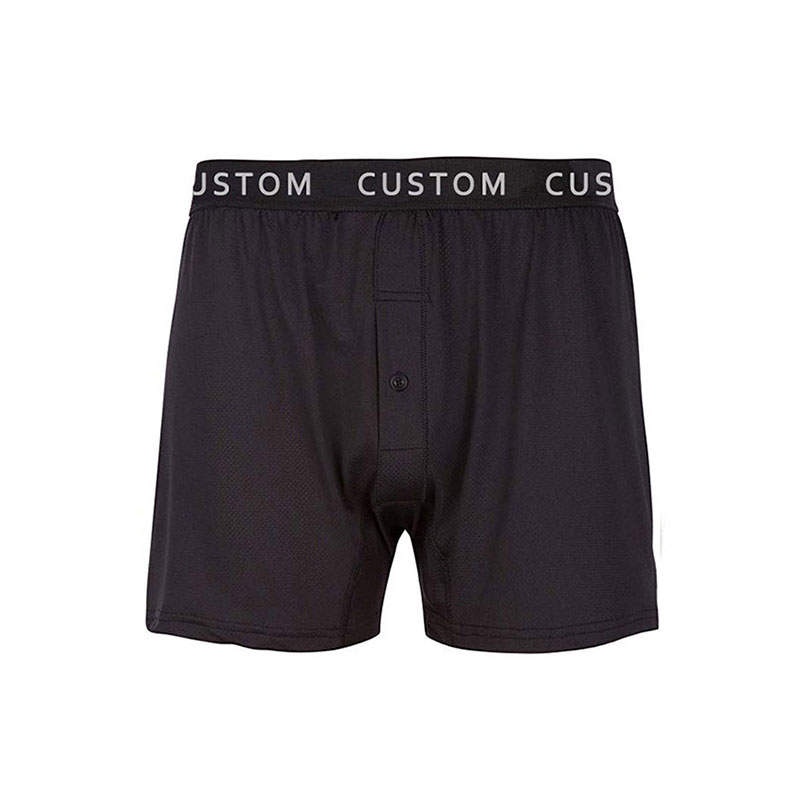 Men Bamboo Cotton Boxers Shorts