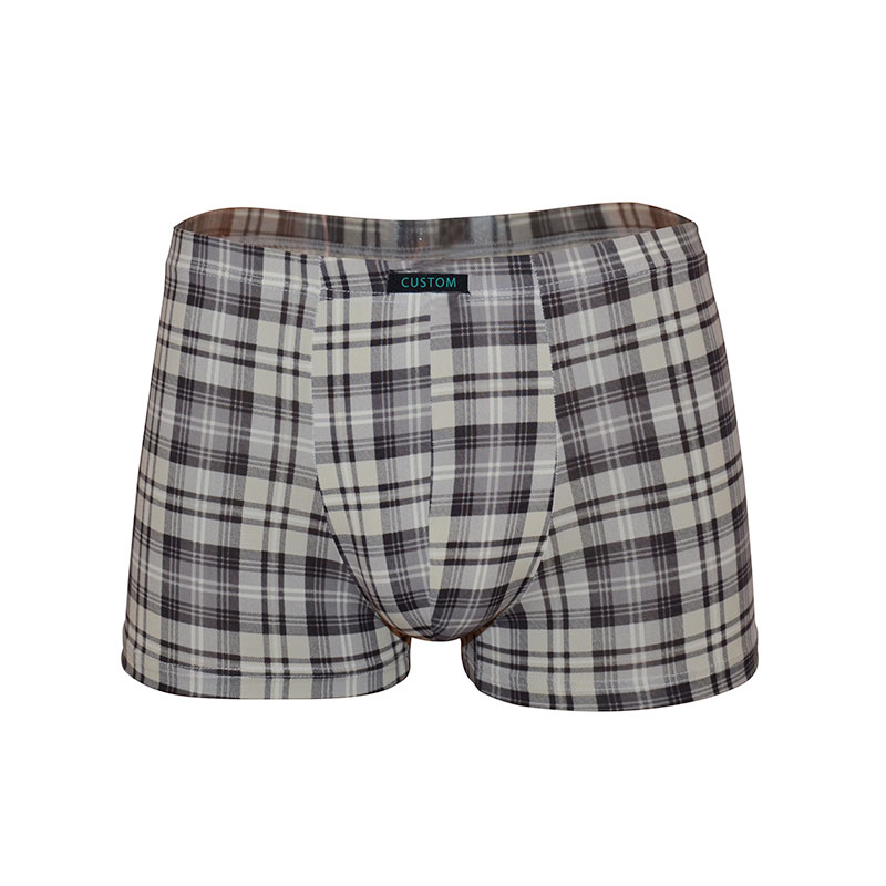 Men Underwear Boxer Brief
