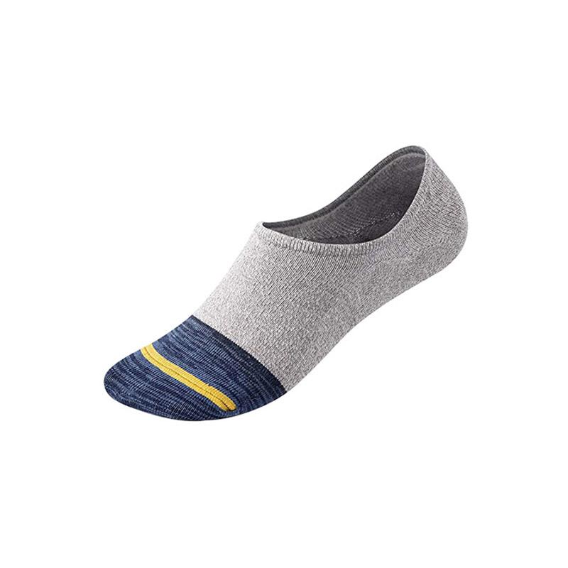 Men Boat Liner Socks