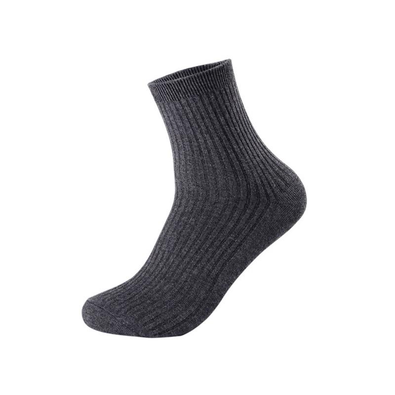 Men Classic Business Socks