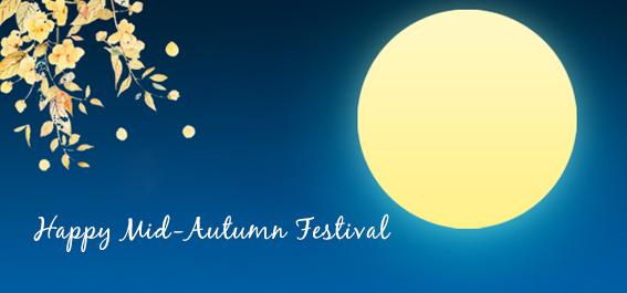 Happy Mid-Autumn Day